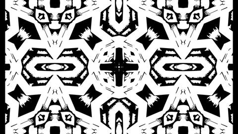 Kaleidoscope n.5 Animation
