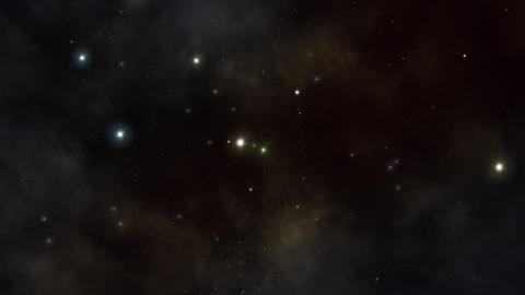 Flying In Stars Universe Image