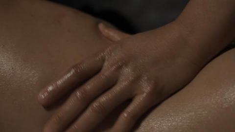 Thai Massage Body Parts Live Action
