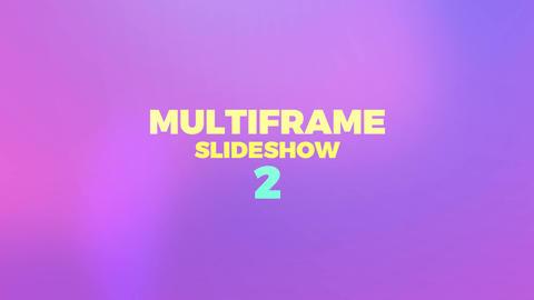 Multiframe Slideshow 2 Premiere Proテンプレート