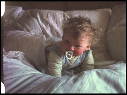 Baby awakes Live Action