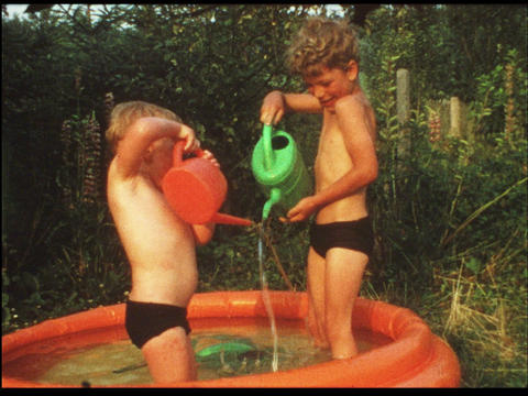 Boys in pool 2 Live Action