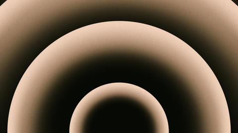 Sepia Brown Circle Arch Burst Abstract Motion Background Loop 1 Animation