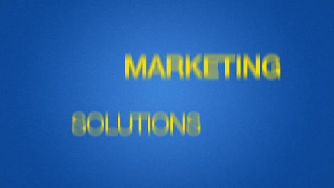 Marketing Solutions Stock Video Footage