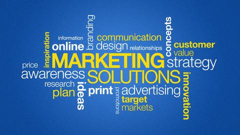 Marketing Solutions Animation