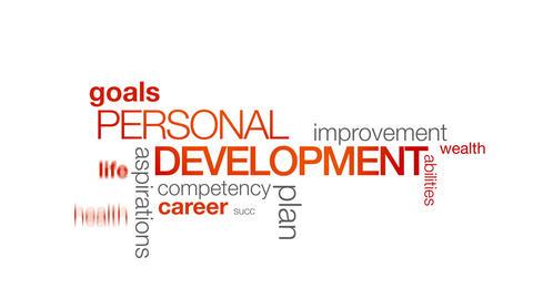 Personal Development Stock Video Footage