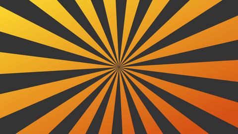 Rotating Sunburst Stock Video Footage