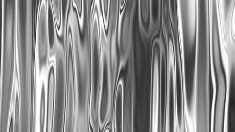 Flowing Silver Goo Stock Video Footage