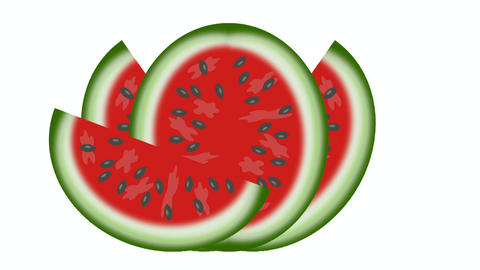 watermelon Animation