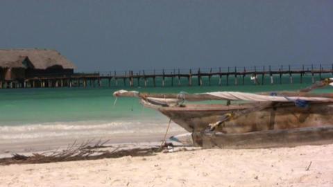 Zanzibar Stock Video Footage