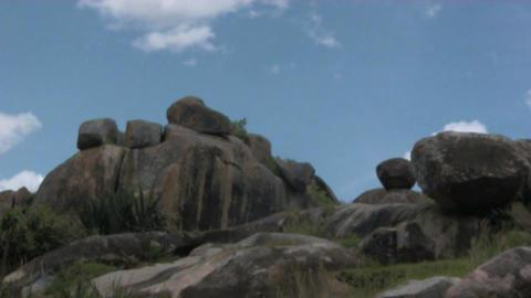 rock Stock Video Footage