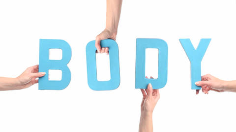Body Stock Video Footage