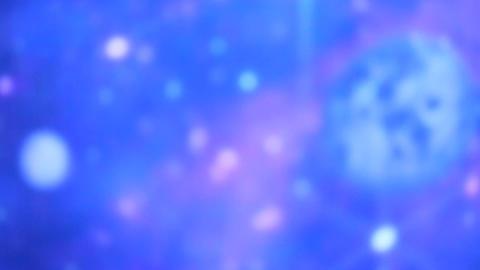 back blue blur Stock Video Footage