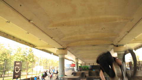bicycle 08 Footage