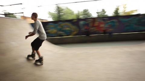 skate 05 Footage