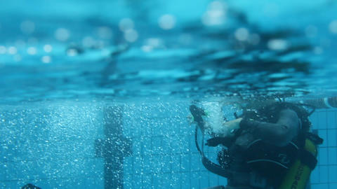 underwater 02 Footage