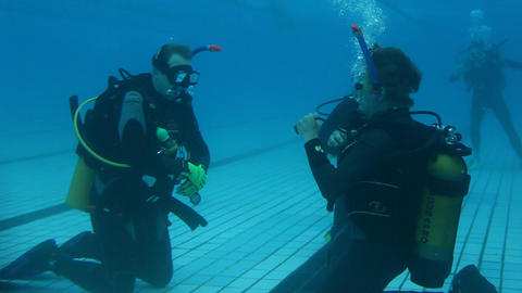underwater 06 Stock Video Footage