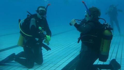 underwater 06 Footage