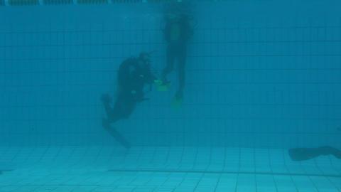 underwater 08 Stock Video Footage