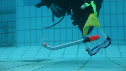 underwater 10 Stock Video Footage