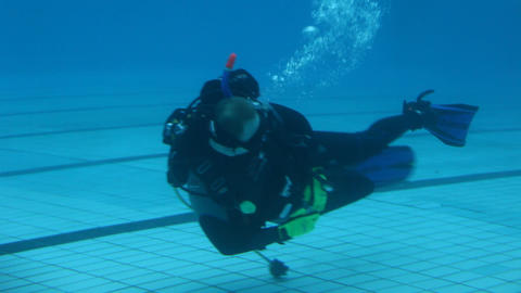 underwater 16 Stock Video Footage