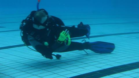 underwater 16 Footage