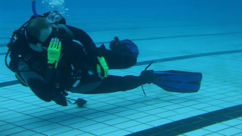 underwater 16 Stock Video Footage