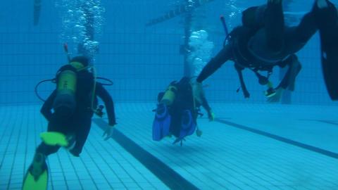 underwater 18 Stock Video Footage