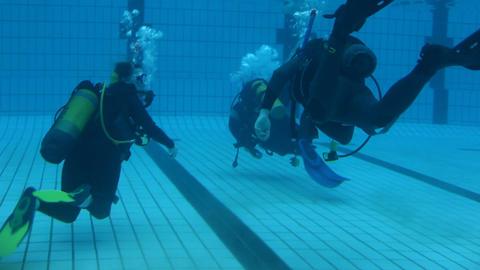 underwater 18 Footage