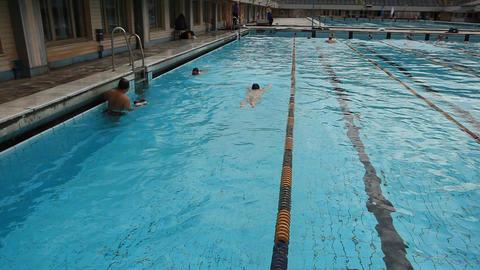 pool 03 Footage