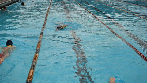 pool 05 Footage