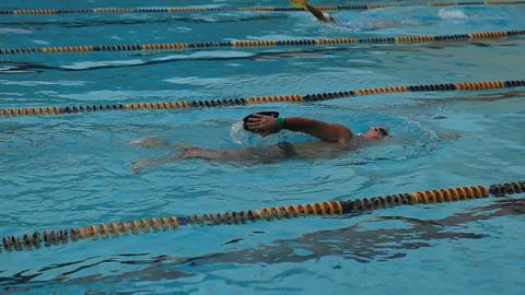 pool 07 Stock Video Footage