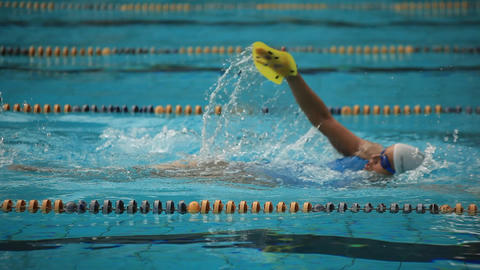 pool 14 Stock Video Footage