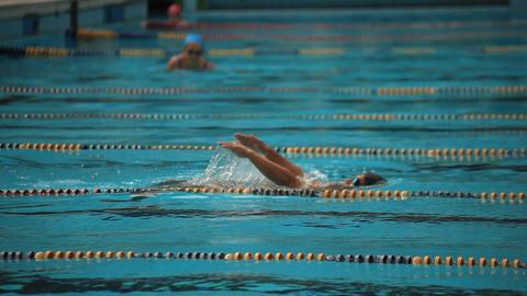 pool 16 Stock Video Footage