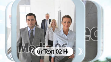 Corporate & Business Displays - After Effects Templates 1