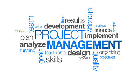 Project Management Stock Video Footage