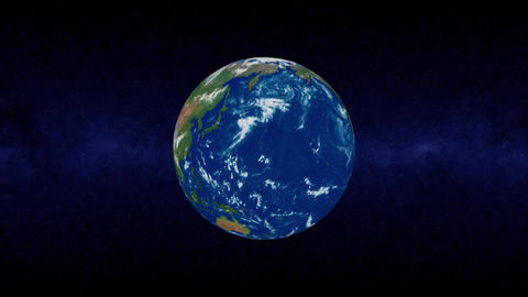 earth 2 Animation