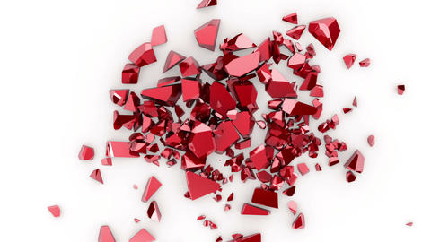 broken heart Animation
