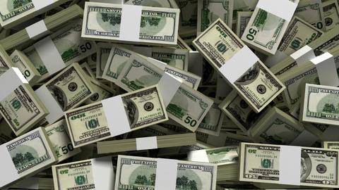 making money Stock Video Footage