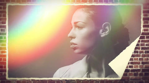 Torn Paper Slideshow After Effects Template