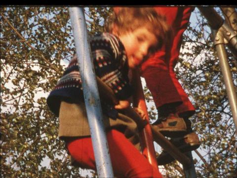 Children climbing 3 Live Action