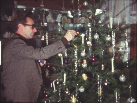 Vintage Christmas 8mm 1