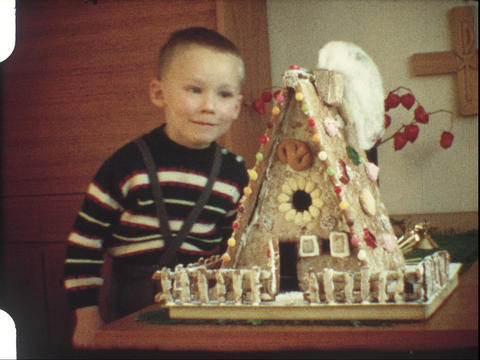 Vintage Christmas 8mm 2