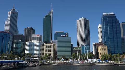 Australia - Cityscape Of Perth 2