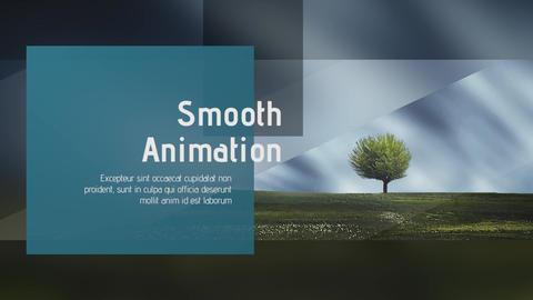 Minimalist & Clean Presentation Premiere Pro Template