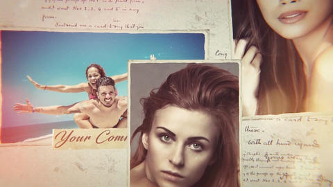 Our Memories After Effects Template