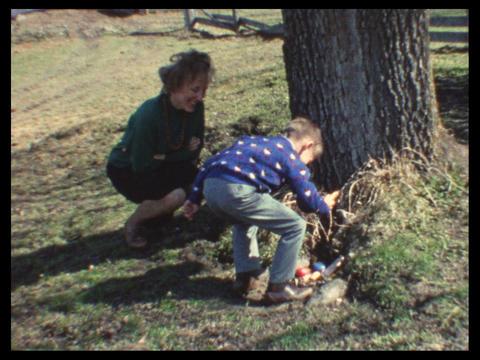 Vintage Easter 8mm 0