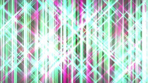 Magical Lights Stars Glowing Spinning Shifting Motion Background Loop Animation
