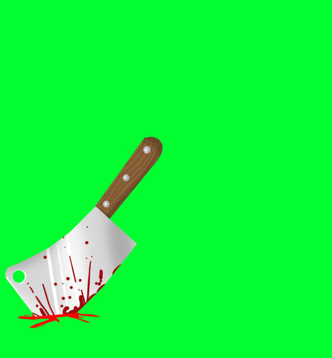 Thrown Cleaver Animation