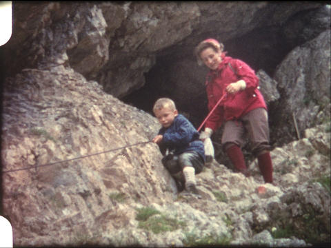 Vintage Family Vacation 8mm 2